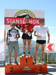 Rangverkündigung Stanserhorn Berglauf